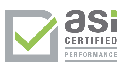 AMAG certified according to the ASI Performance Standard